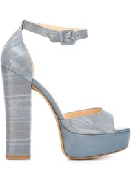 босоножки на массивном каблуке Alexandre Birman