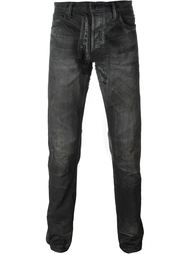 джинсы с рваными деталями   Mastercraft Union