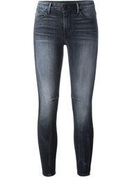 укороченные джинсы кроя скинни   Rta