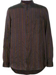 рубашка в полоску Uma Wang