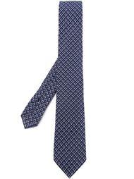 галстук с мелким узором Al Duca D'Aosta 1902