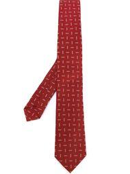 галстук с вышивкой Al Duca D'Aosta 1902