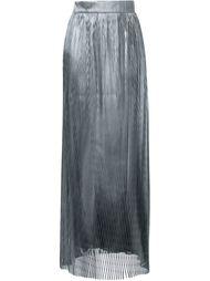 длинная резная юбка Iris Van Herpen