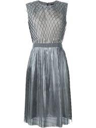 платье без рукавов  Iris Van Herpen