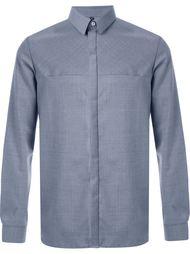 классическая рубашка  Wan Hung