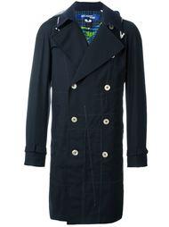 пальто с декоративным швом Junya Watanabe Comme Des Garçons Man