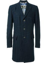 пальто с декоративными швами Junya Watanabe Comme Des Garçons Man