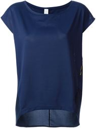 футболка с рукавами-кап Sàpopa
