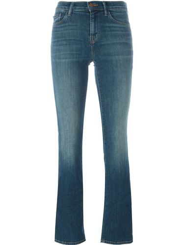 джинсы с клешем ниже колена  J Brand
