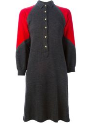 трикотажное платье-поло Roberta  Di Camerino Vintage