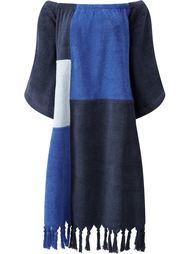 платье с кисточками Lisa Marie Fernandez