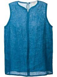 блузка без рукавов Yves Saint Laurent Vintage