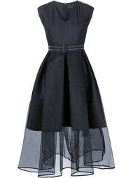 платье с пышной юбкой из тюля Xiao Li