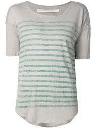 striped T-shirt  Raquel Allegra