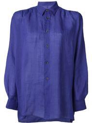 классическая рубашка  Junya Watanabe Comme Des Garçons