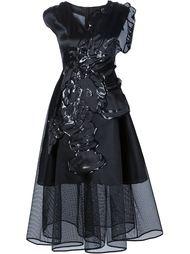 пышное многослойное платье Xiao Li