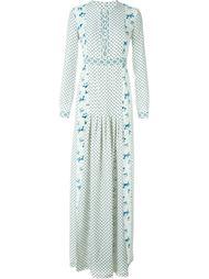 плиссированное платье  Vilshenko