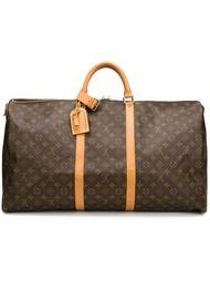 большая дорожная сумка  Louis Vuitton Vintage