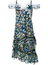 платье без рукавов 'Cord' Peter Pilotto