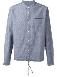 рубашка без воротника YMC