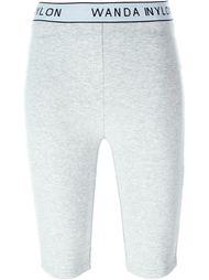 облегающие шорты Wanda Nylon