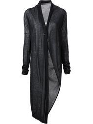 длинное трикотажное пальто Isabel Benenato