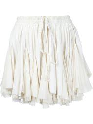 плиссированная мини-юбка Vivienne Westwood Gold Label