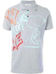 футболка-поло с принтом 'Snoopy' Iceberg