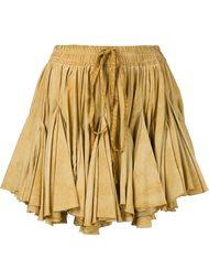 расклешенная юбка 'Facette' Vivienne Westwood Gold Label