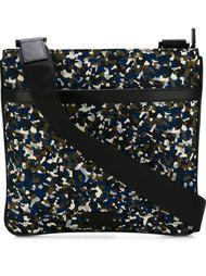 сумка-почтальонка с принтом Fendi