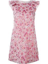 фактурное платье Giamba