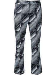 брюки 'Geometry Set' Manning Cartell