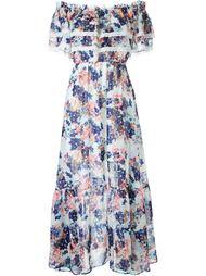 платье макси с цветочным принтом  Guild Prime