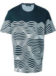 футболка с графическим принтом Neil Barrett