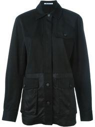 куртка в стиле милитари  T By Alexander Wang