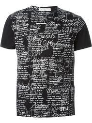 футболка с графическим принтом Golden Goose Deluxe Brand