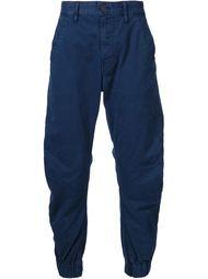 брюки с присборенными щиколотками G-Star