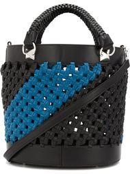кожаная сумка на плечо  Sonia Rykiel