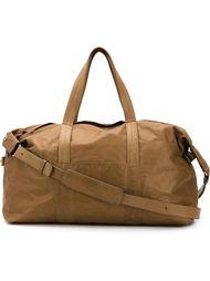 дорожная сумка с потертой отделкой Maison Margiela