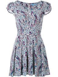 платье  с принтом пейсли   Guild Prime