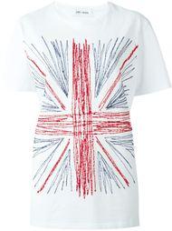 футболка с вышивкой  Jimi Roos
