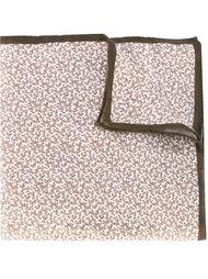 нагрудный платок с растительным принтом Eleventy