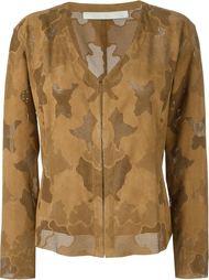 перфорированный пиджак Drome