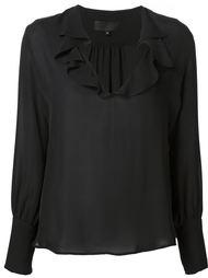 блузка с рюшами 'Jagger' Nili Lotan