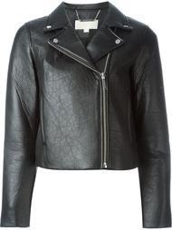укороченная байкерская куртка Michael Michael Kors