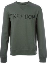 толстовка 'Freedom'  Blk Dnm