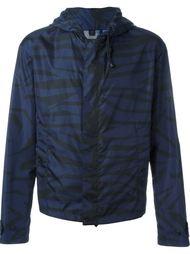 куртка-ветровка с графическим принтом Burberry Prorsum