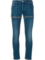 джинсы кроя скинни   Hood By Air
