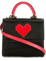 сумка через плечо с аппликацией  Les Petits Joueurs