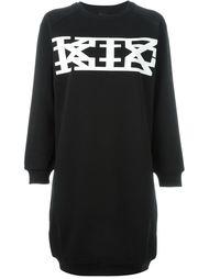 платье-толстовка  KTZ